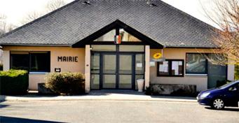 """Résultat de recherche d'images pour """"Mairie de Comps-la-Grand-Ville"""""""