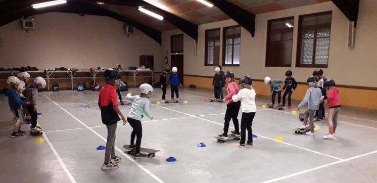 Reprise des animations Ecoles Multisports